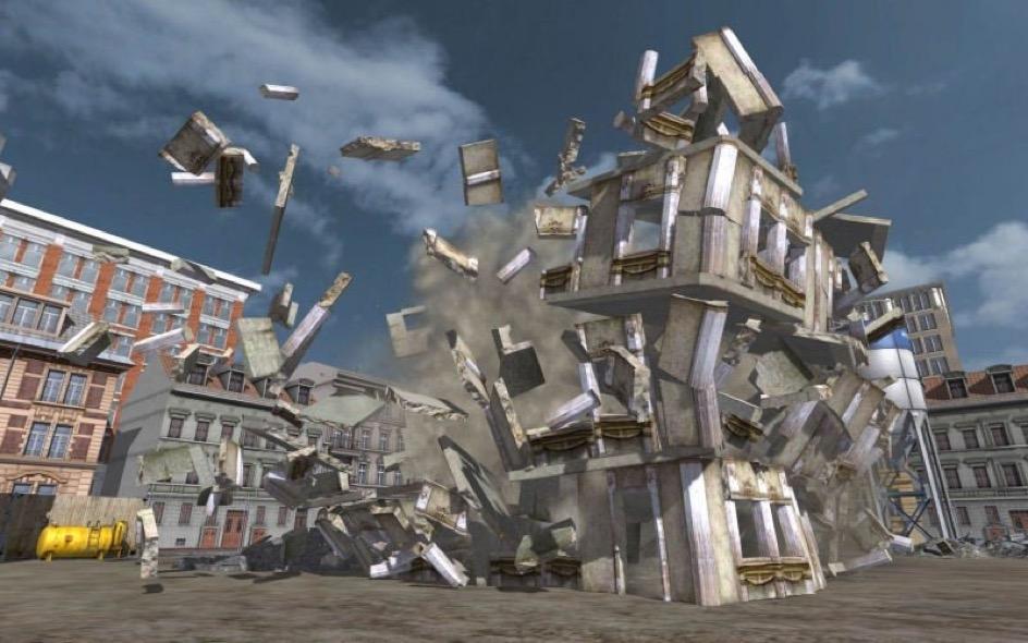 Urbanisme : démolition d'un bâtiment